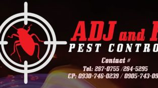 ADJ and R Pest Control in Davao City updated their website address.