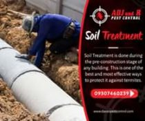 Soil Treatment  Soil Treatment is done during the pre-construction stage of any …