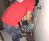 Done termite treatment @ lanang area  Thank you maam/sir  Still having pests iss…