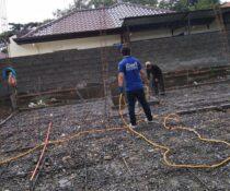 Residential Soil Poisoning Treatment for Termite Prevention @ Villa Señorita Maa…