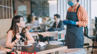 Are the customers of your restaurants confident that you have their health and s…