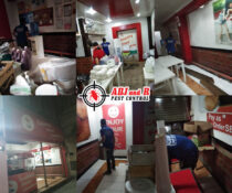 General Pest Control @ Country Fried Chicken (CFC)  Thank you for trusting …